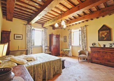 Villa Poggio del Noce - Interni